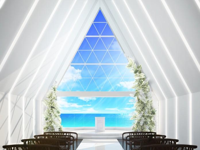 葵の教会●アールイズ・ウエディング