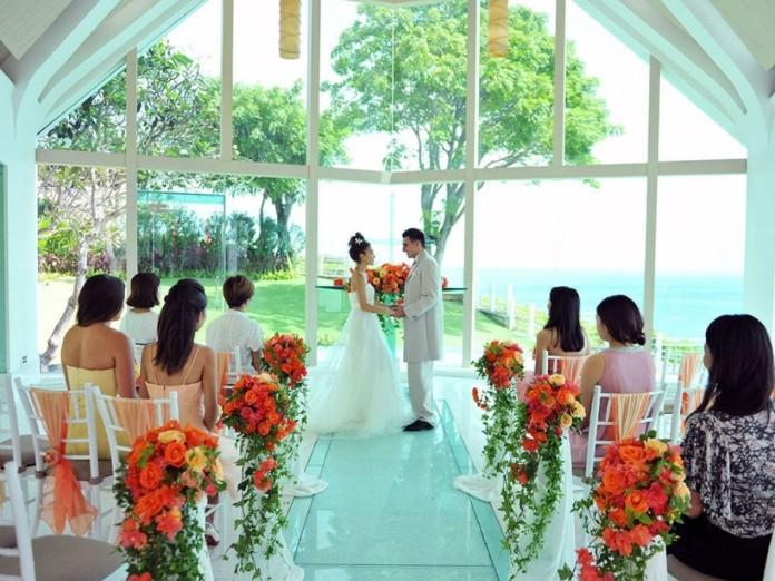 Ayana Resort and Spa BALI Tresna Chapel