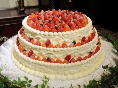 【料理・ケーキ】世界にひとつだけのウエディングケーキ フォトギャラリー(写真11枚) | ホテル ザ・マンハッタン
