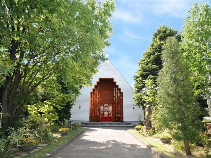 eglise de 葉山庵(エグリーズ ドゥ 葉山庵)