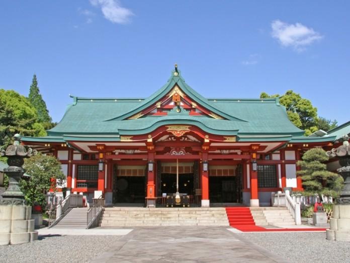 日枝神社結婚式場(日枝あかさか)