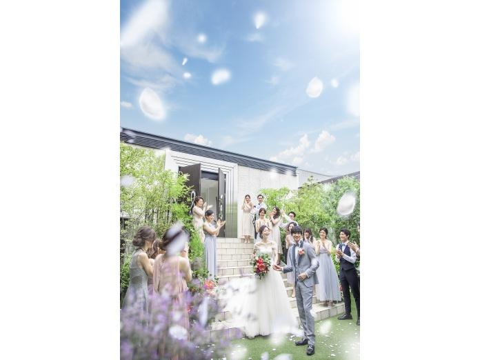 アルカンシエル横浜 luxe mariage ●アルカンシエルグループ